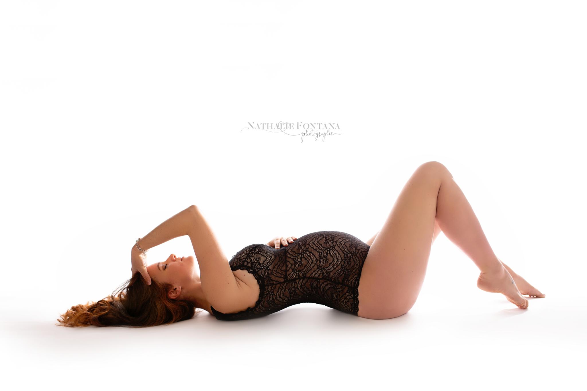 Nathalie Fontana, photographe grossesse Genève et alentours