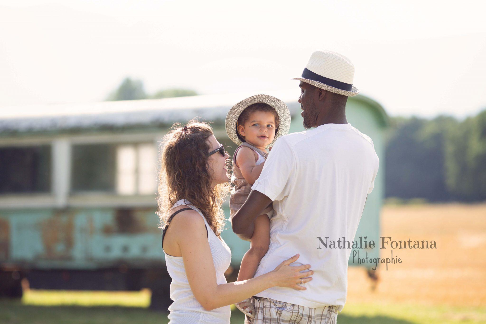 Séance photos Famille - Aline
