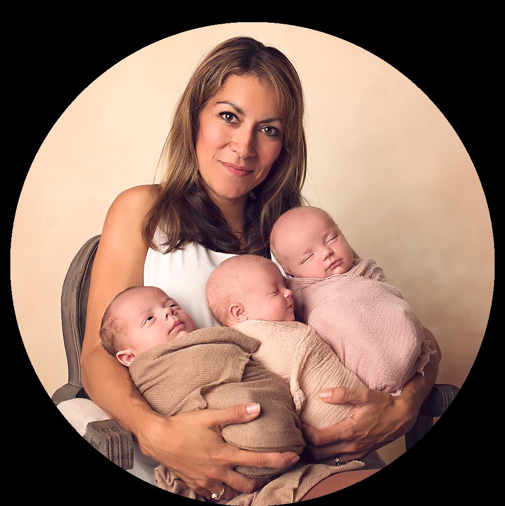 Nathalie Fontana - Photographe nouveau-né à Genève, Suisse