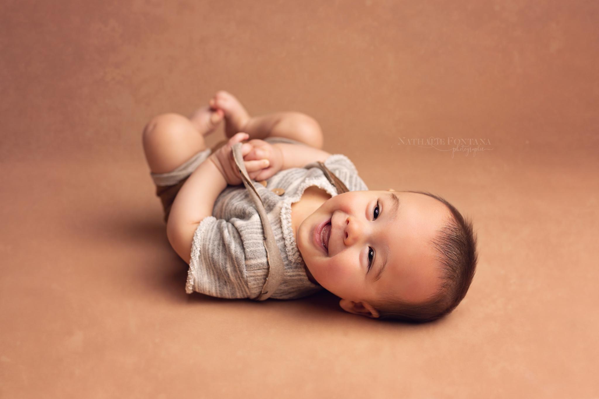 Nathalie Fontana, photographe bébé Genève et alentours