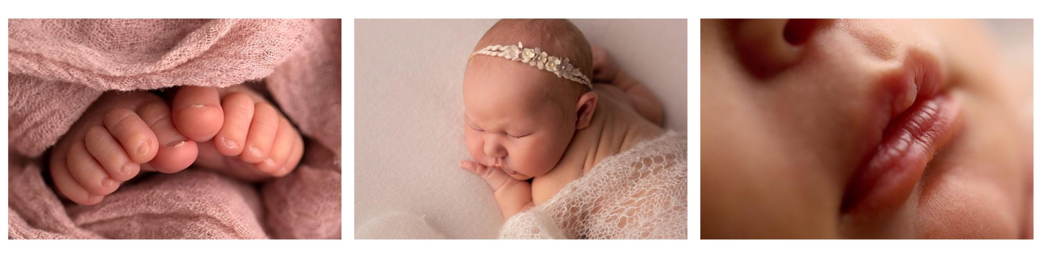 Nathalie Fontana, photographe nouveau-né Genève et alentours