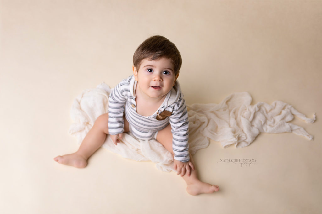 photographe Geneve bebe anniversaire 1 an famille